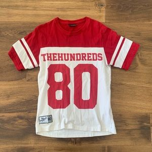 The Hundreds Retro Oldskool Varsity T-Shirt